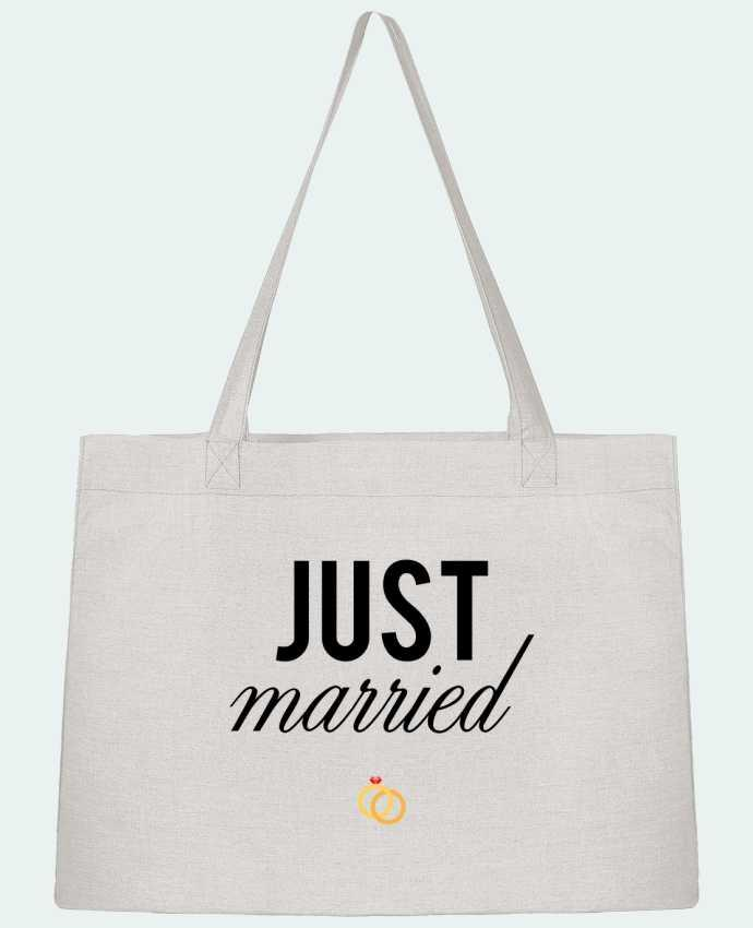 Sac Cabas Shopping Stanley Stella Just married par tunetoo