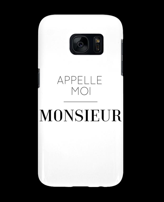 Coque 3D Samsung Galaxy S7 Appelle moi Monsieur par tunetoo