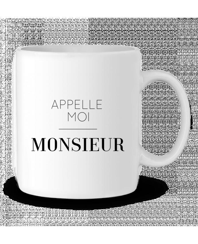 Mug en Céramique Appelle moi Monsieur par tunetoo