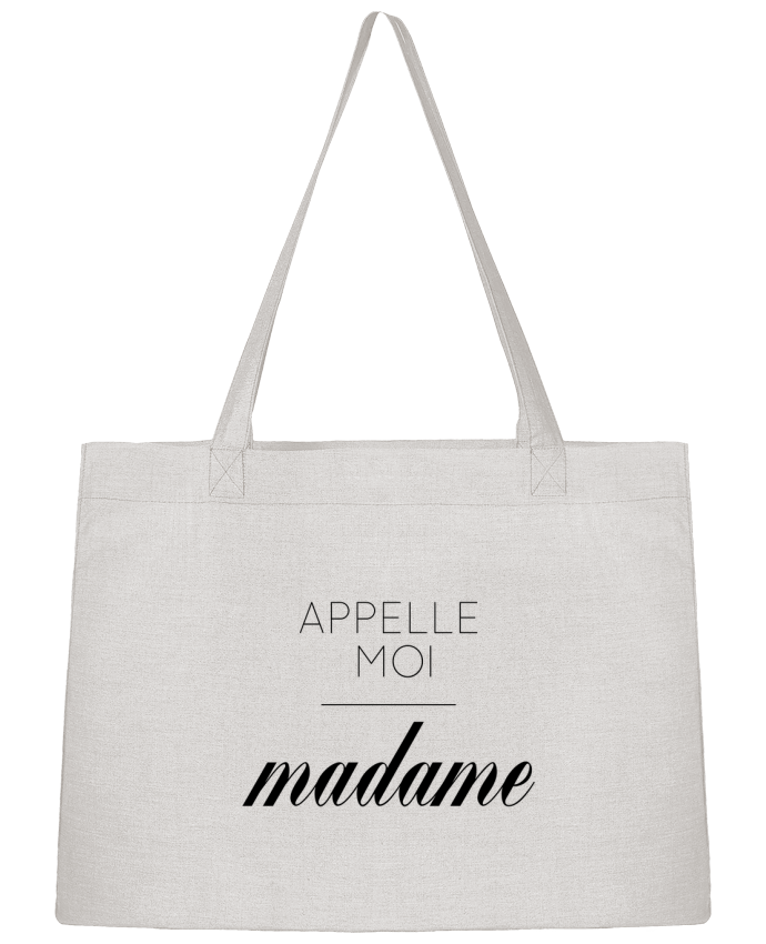 Sac Cabas Shopping Stanley Stella Appelle moi madame par tunetoo