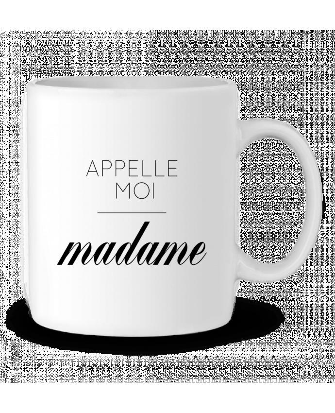 Mug en Céramique Appelle moi madame par tunetoo