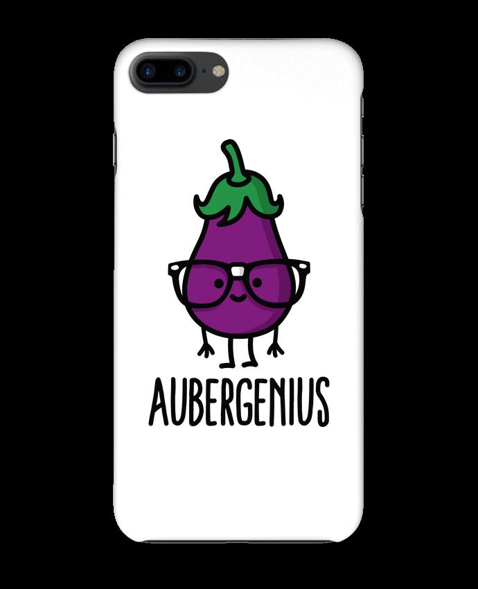 Coque 3D Iphone 7+ Aubergenius par LaundryFactory