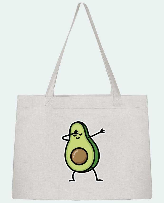Sac Shopping Avocado dab par LaundryFactory