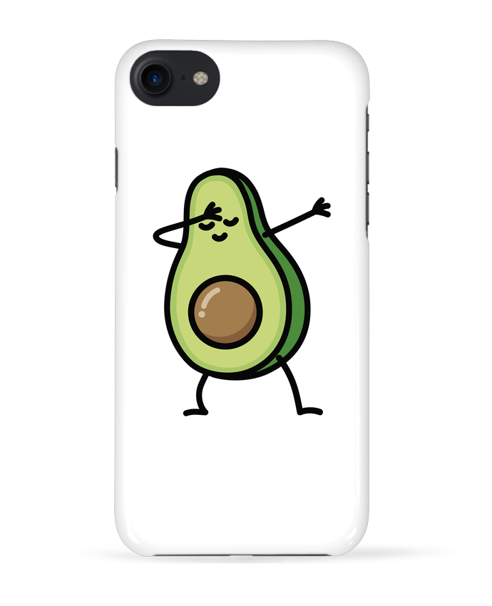 COQUE 3D Iphone 7 Avocado dab de LaundryFactory