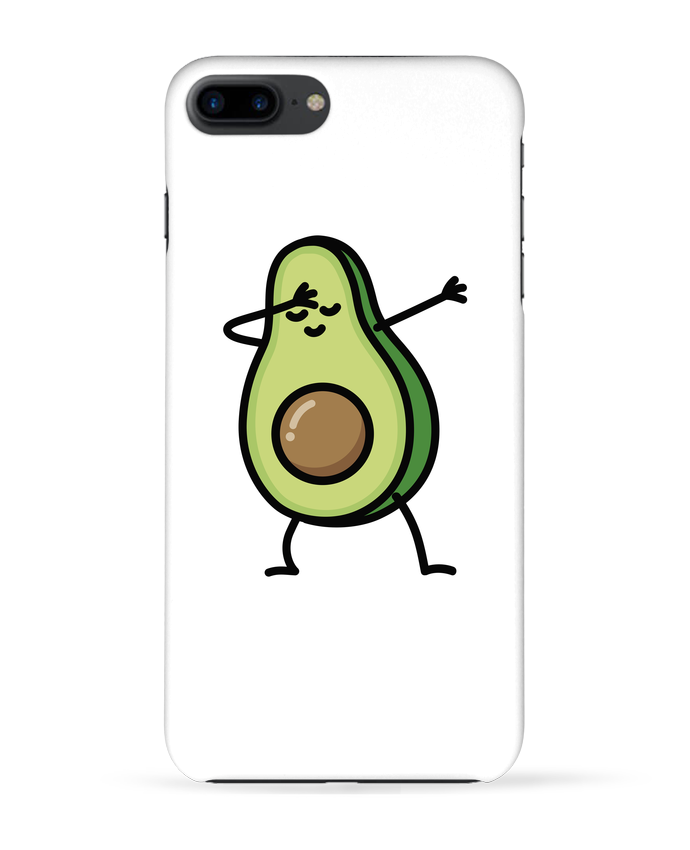 Coque 3D Iphone 7+ Avocado dab par LaundryFactory