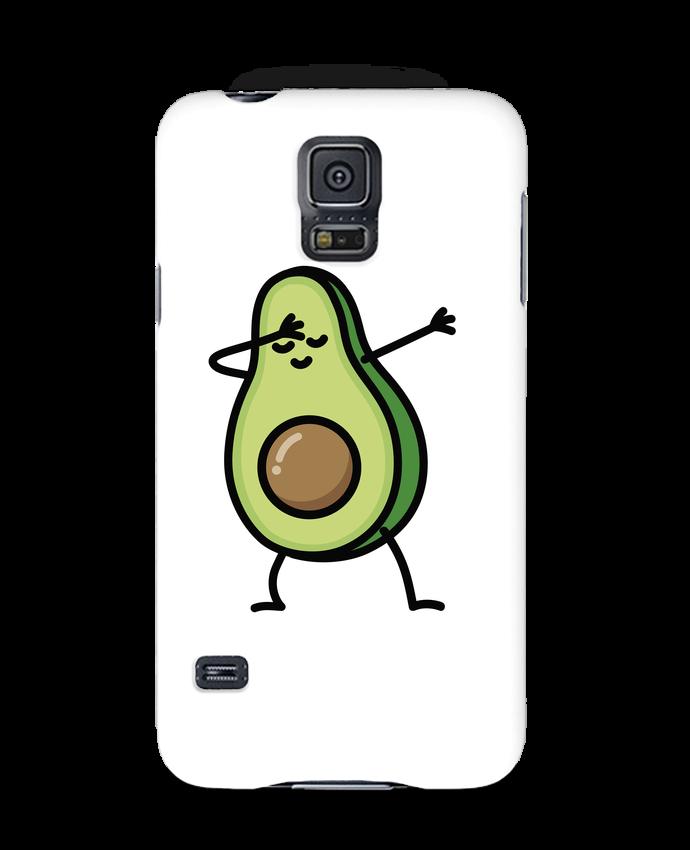 Coque 3D Samsung Galaxy S5 Avocado dab par LaundryFactory