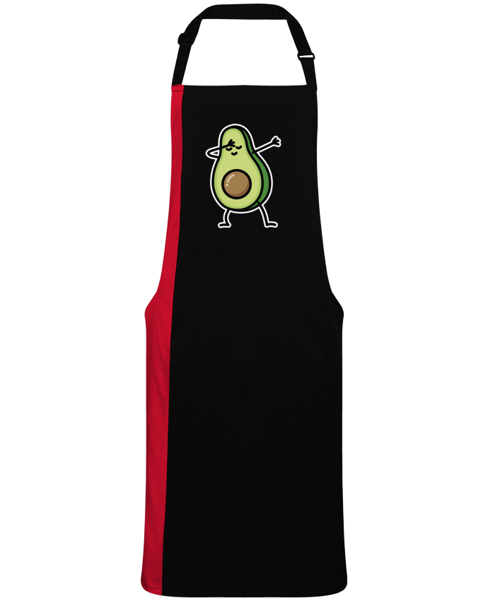 Tablier Long Bicolore Avocado dab par  LaundryFactory