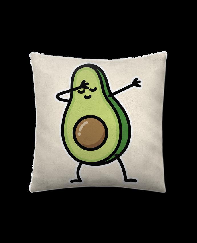 Coussin suédine Avocado dab par LaundryFactory