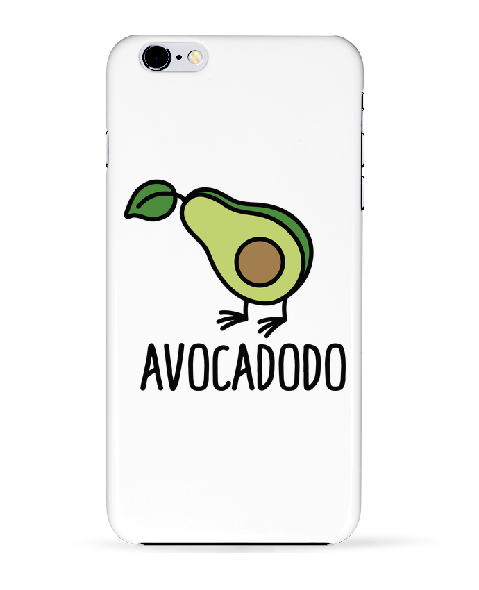 Coque 3D Iphone 6+ Avocadodo de LaundryFactory