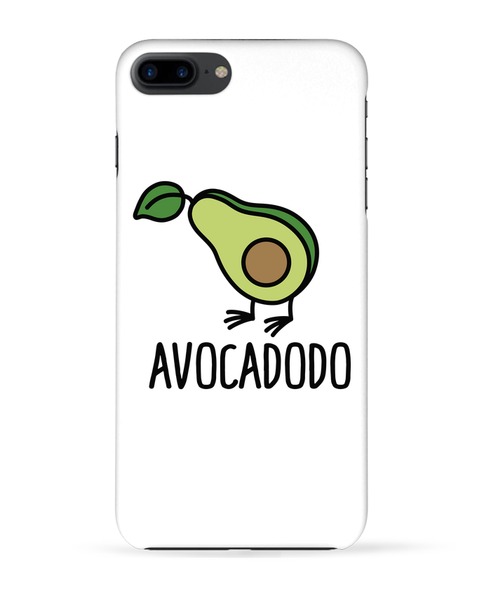 Coque 3D Iphone 7+ Avocadodo par LaundryFactory