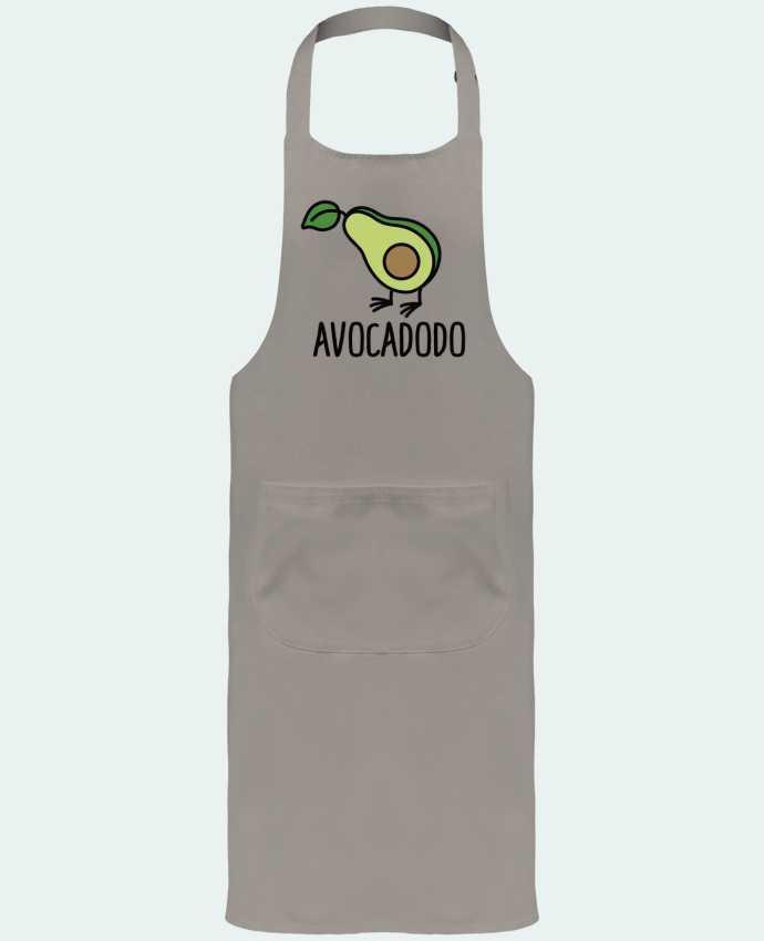Tablier de Jardinier ou Sommelier avec Poche Avocadodo par LaundryFactory