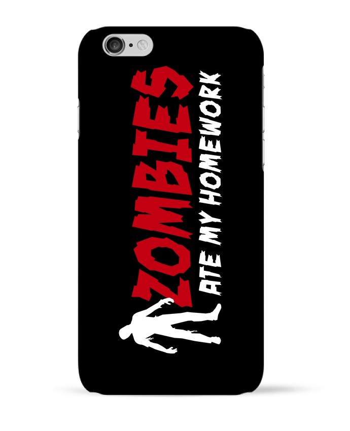 coque iphone 6 zombie
