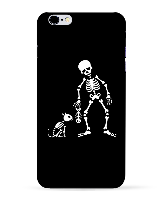 Coque 3D Iphone 6+ Cats like fish de LaundryFactory