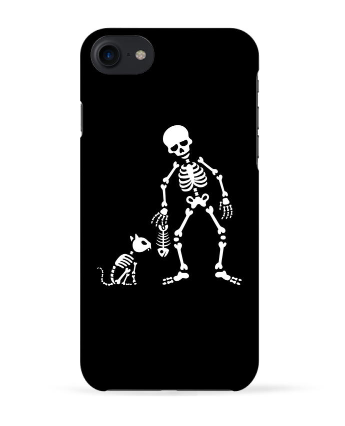Coque 3D Iphone 7 Cats like fish de LaundryFactory