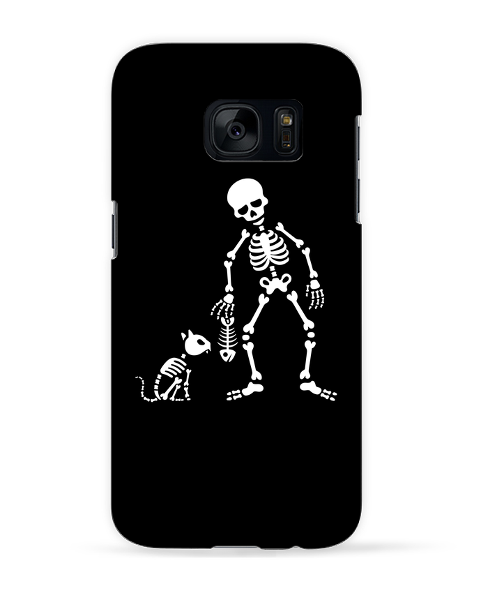 Coque 3D Samsung Galaxy S7 Cats like fish par LaundryFactory