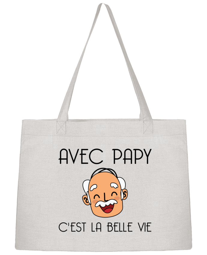 Sac Cabas Shopping Stanley Stella Avec papy c