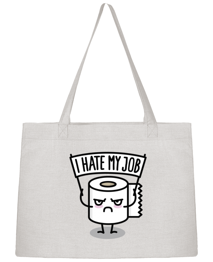 Sac Cabas Shopping Stanley Stella I hate my job par LaundryFactory