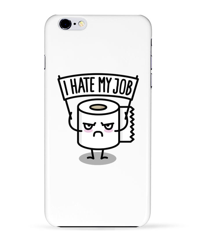 Coque 3D Iphone 6+ I hate my job de LaundryFactory