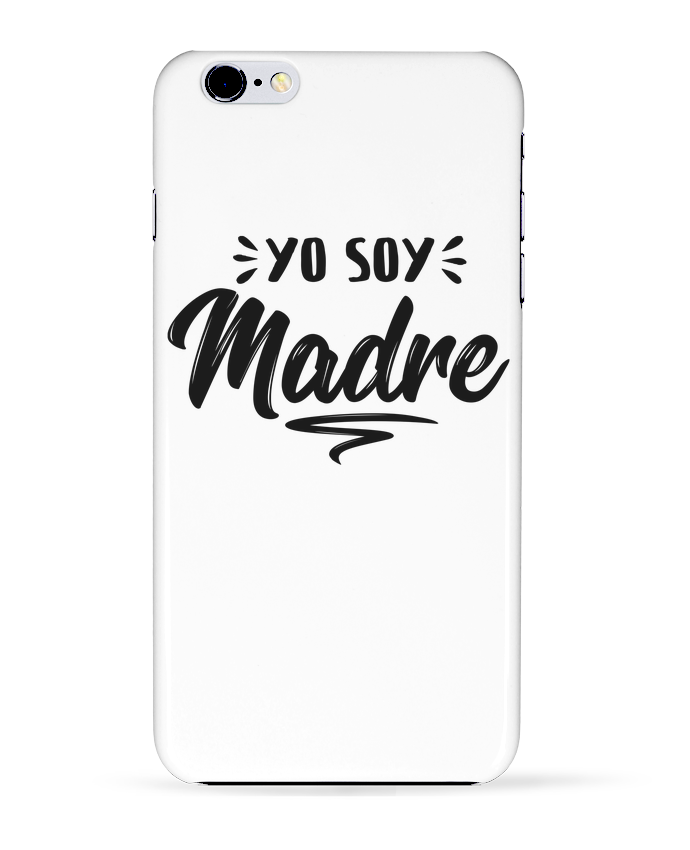 Coque 3D Iphone 6+ Soy madre de tunetoo