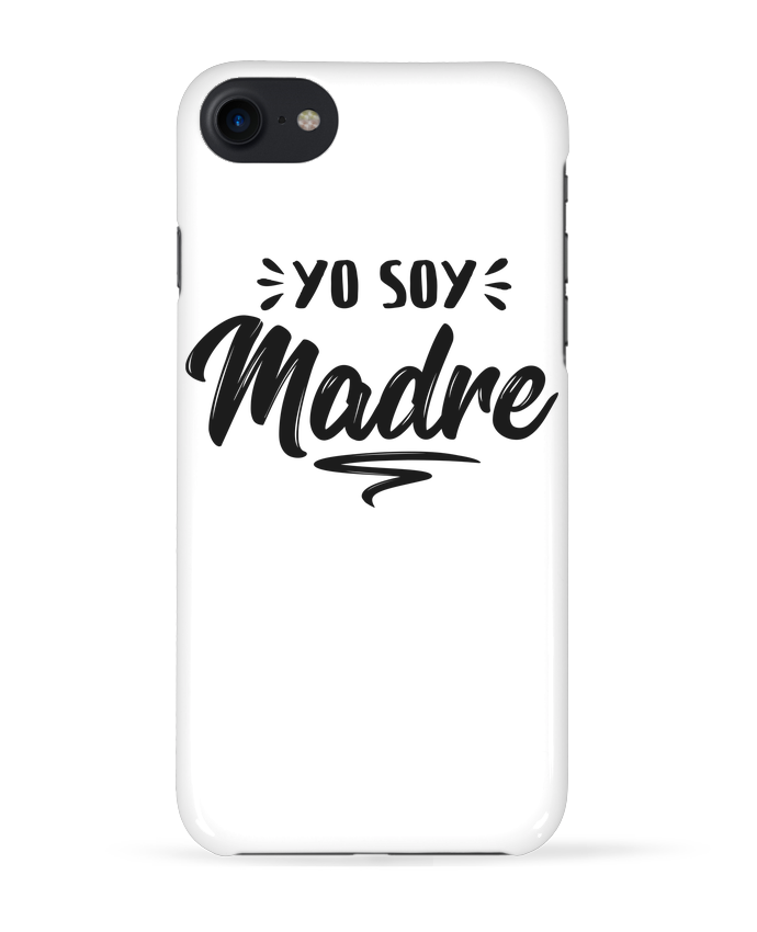 Coque 3D Iphone 7 Soy madre de tunetoo