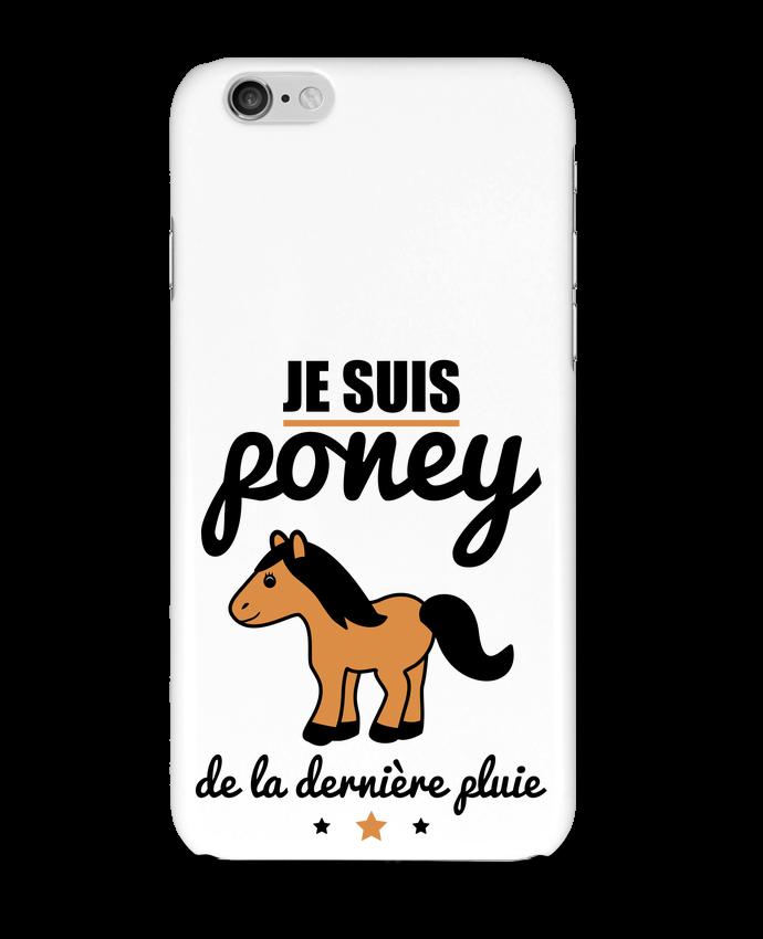 coque poney iphone 6