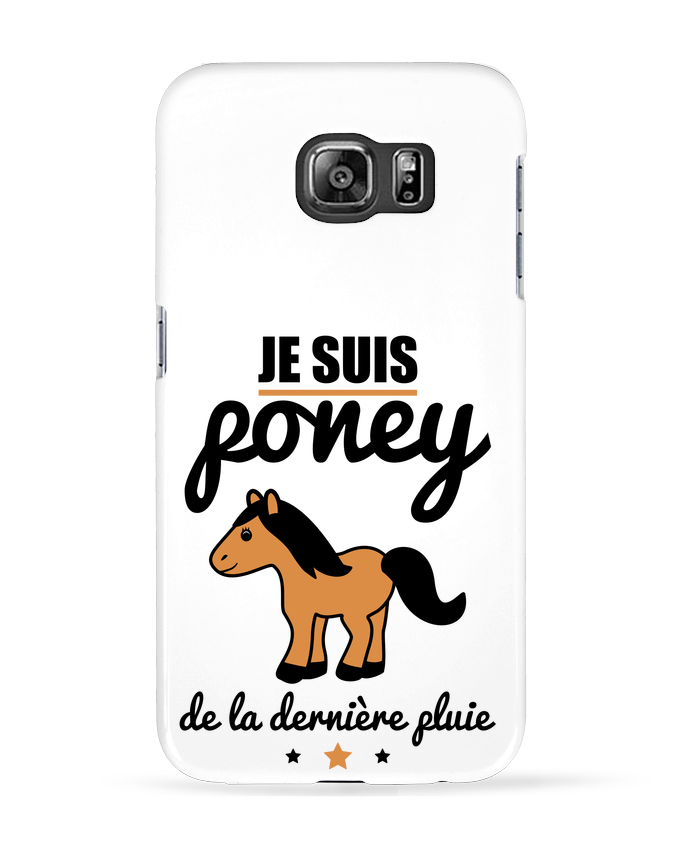 coque samsung galaxie s6 poney