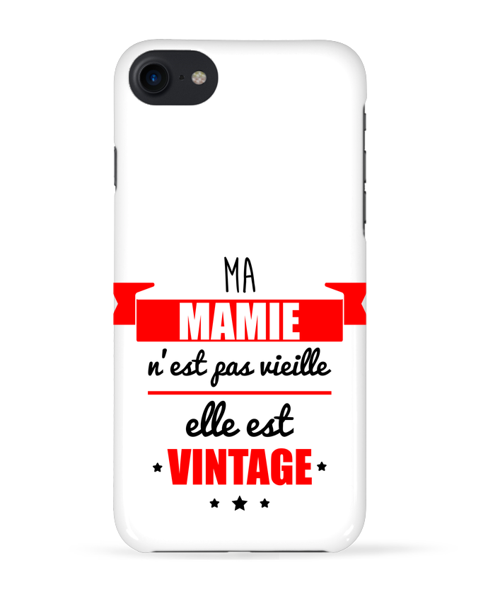Coque 3D Iphone 7 Ma mamie n