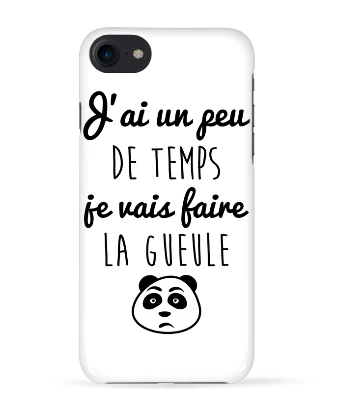 Coque 3D Iphone 7 J