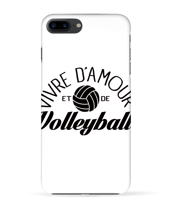 coque volley iphone 7