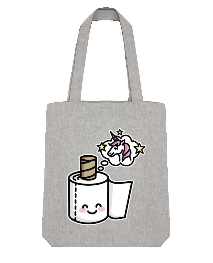 Tote Bag Stanley Stella Unicorn Toilet Paper par LaundryFactory