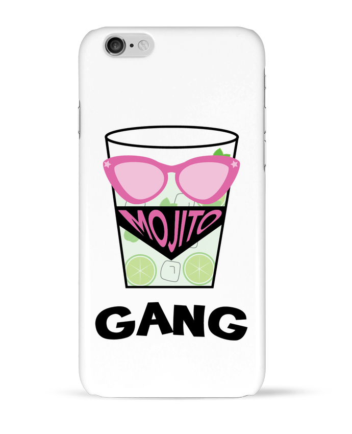 Coque 3D Iphone 6 Mojito Gang par tunetoo