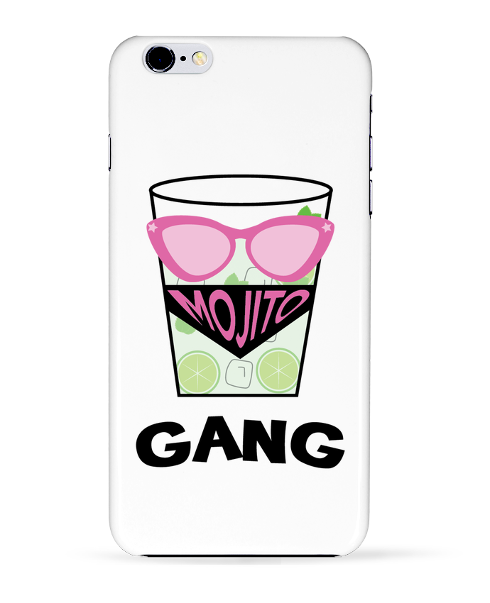 Coque 3D Iphone 6+ Mojito Gang de tunetoo