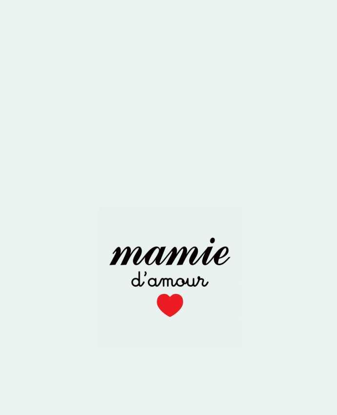 Sac en Toile Coton Mamie D'amour par Freeyourshirt.com