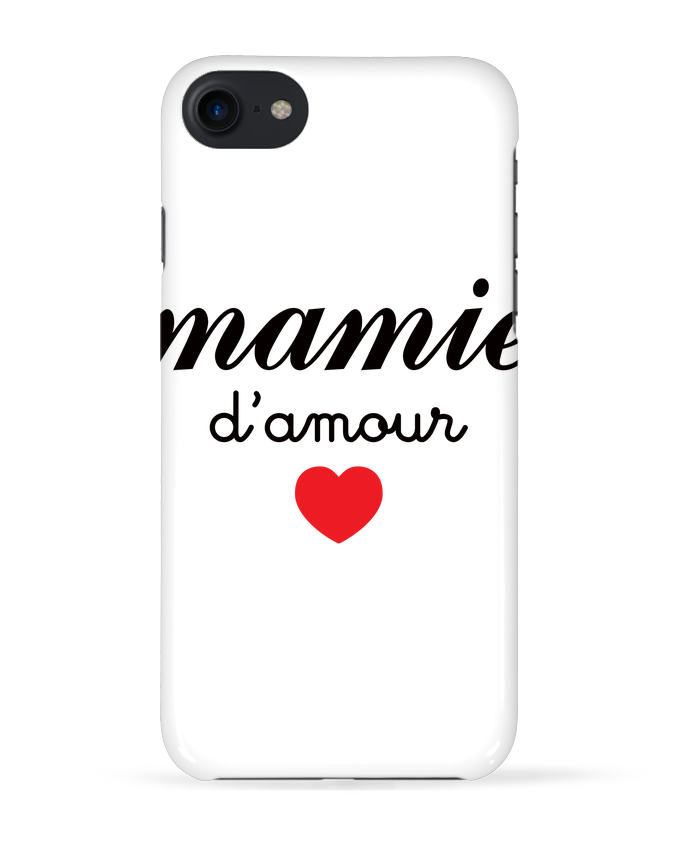 Coque 3D Iphone 7 Mamie D
