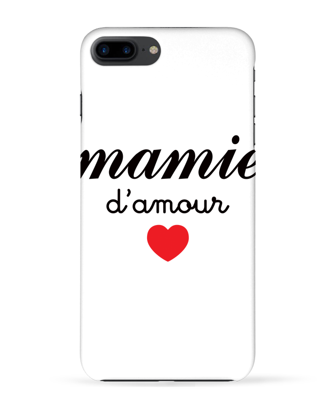 Coque 3D Iphone 7+ Mamie D
