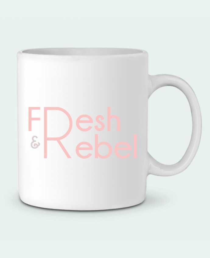 Mug en Céramique Fresh and Rebel par tunetoo