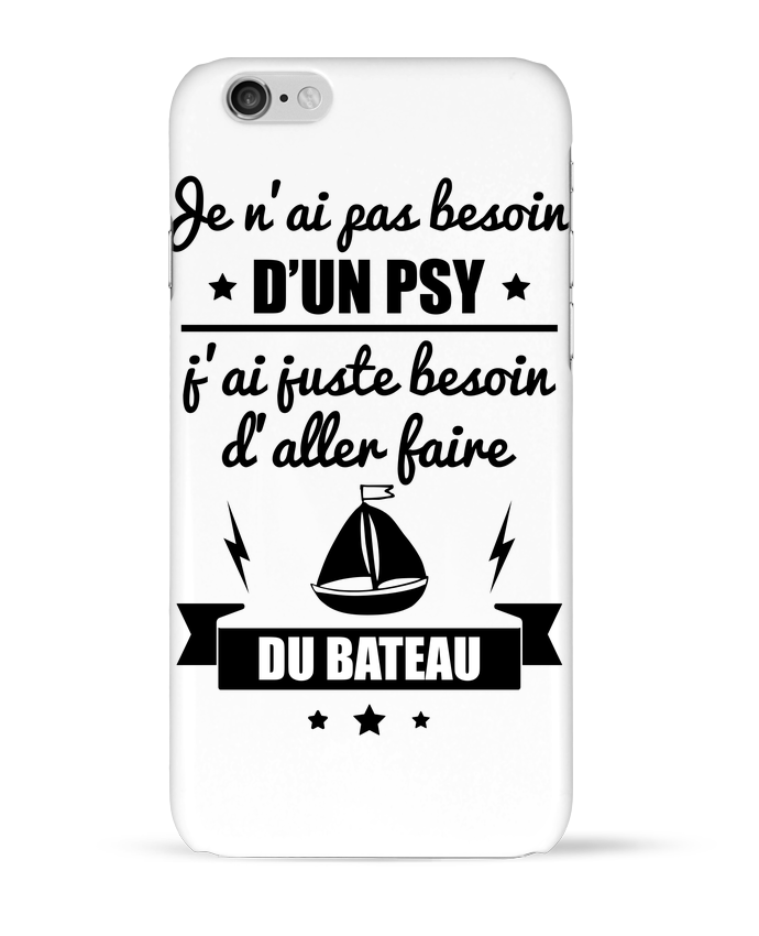 Coque 3D Iphone 6 Je n