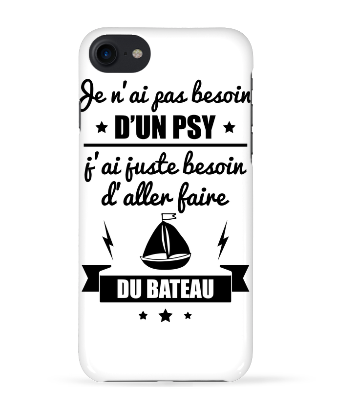 Coque 3D Iphone 7 Je n