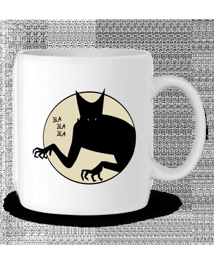 Mug en Céramique BLA BLA BLA par teeshirt-design.com