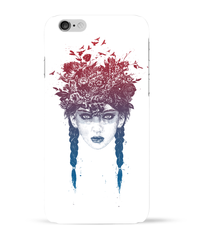 Coque 3D Iphone 6 Summer Queen II par Balàzs Solti