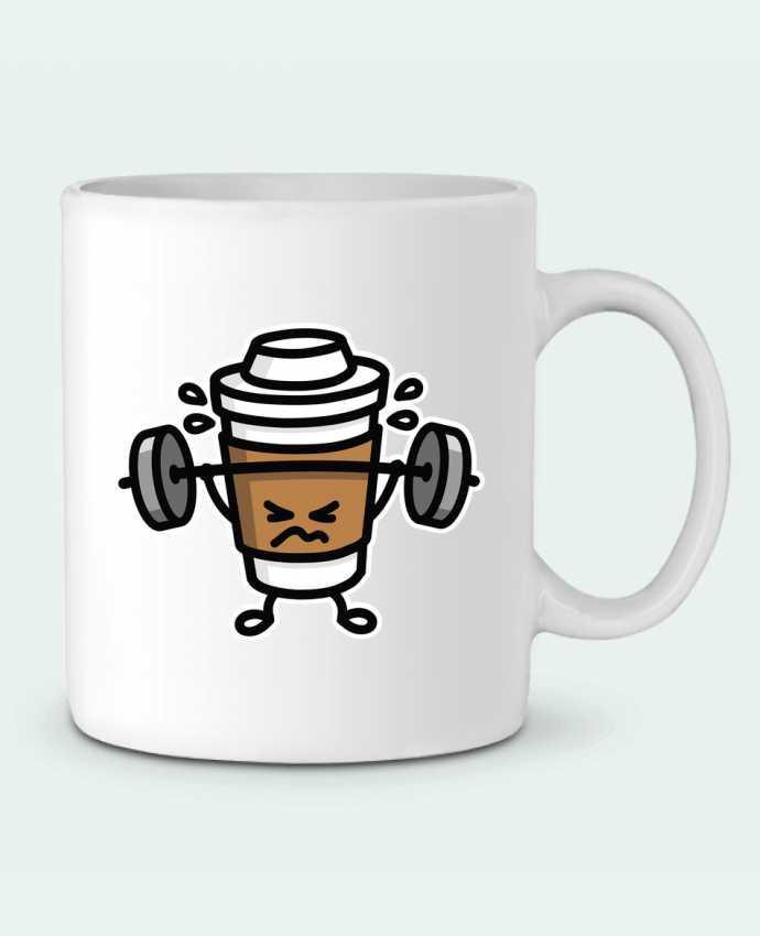 Mug  STRONG COFFEE SMALL par LaundryFactory
