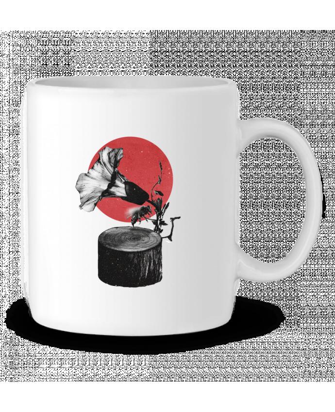 Mug en Céramique Gramophone par ali_gulec