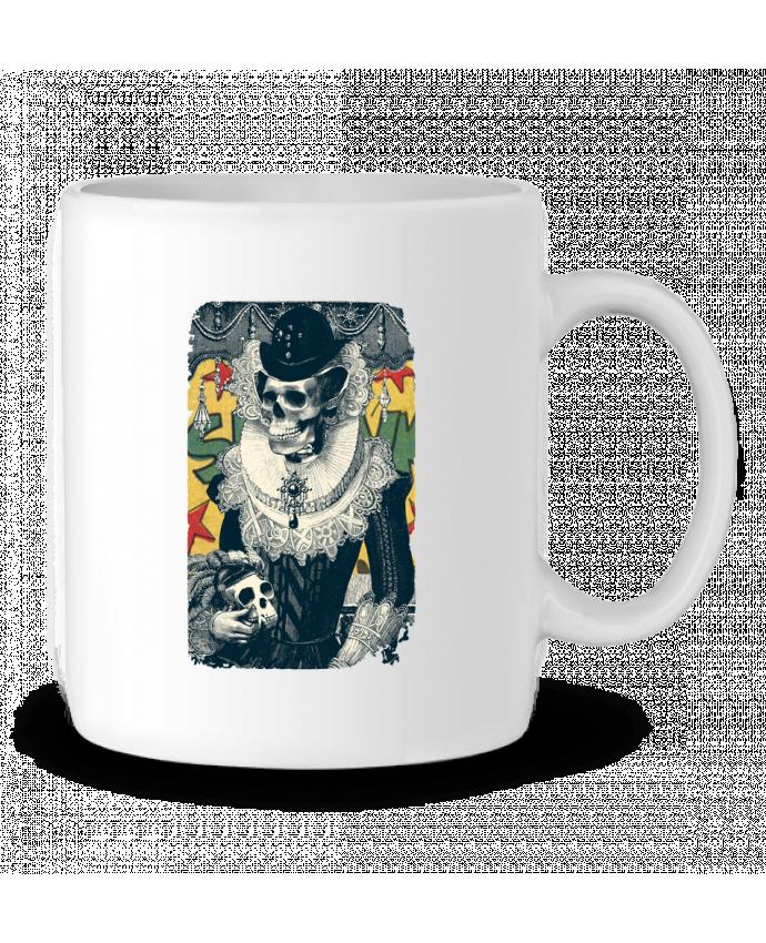 Mug en Céramique Lady par ali_gulec
