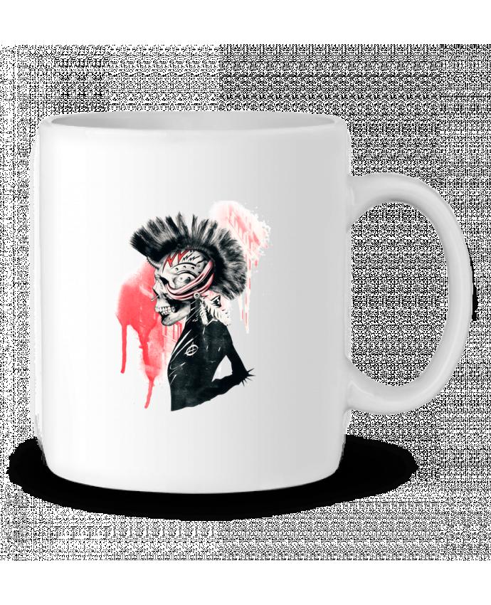 Mug en Céramique Punk par ali_gulec