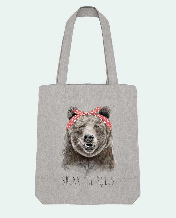 Tote Bag Stanley Stella Break the rules II par Balàzs Solti