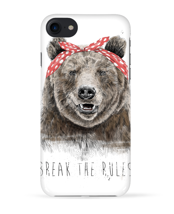 Coque 3D Iphone 7 Break the rules II de Balàzs Solti