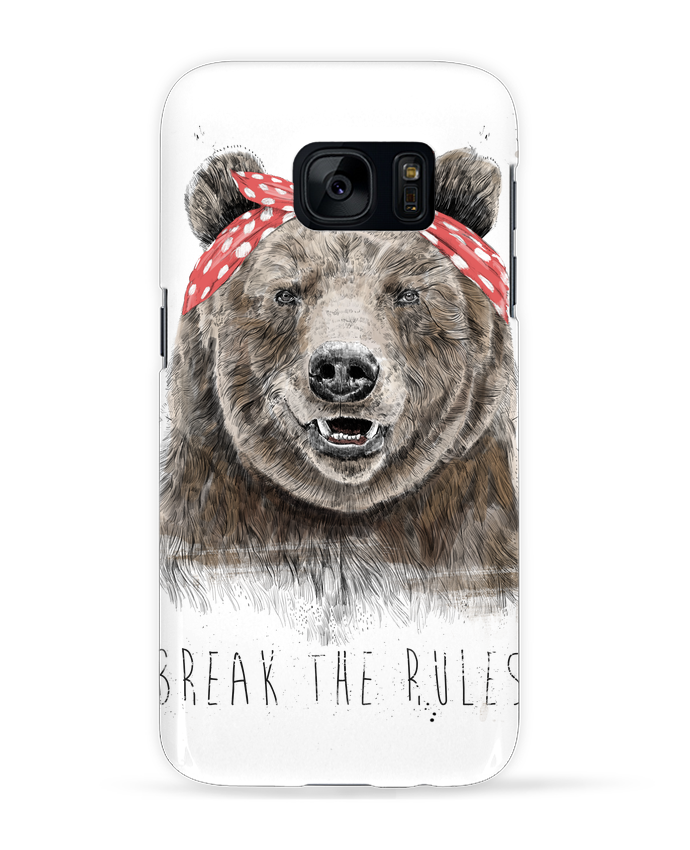 Coque 3D Samsung Galaxy S7 Break the rules II par Balàzs Solti