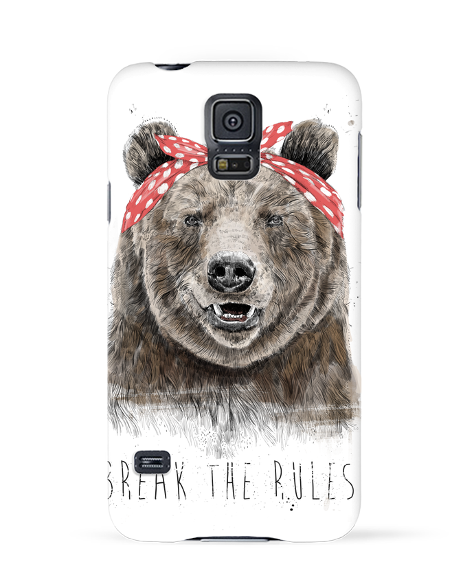 Coque 3D Samsung Galaxy S5 Break the rules II par Balàzs Solti