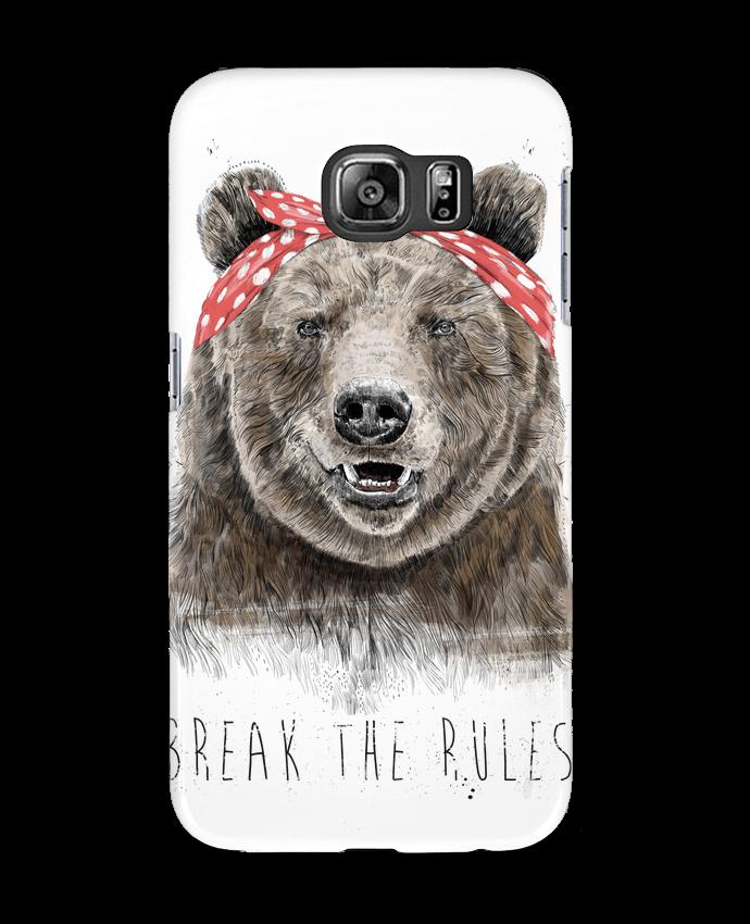 Coque Samsung Galaxy S6 Break the rules II - Balàzs Solti