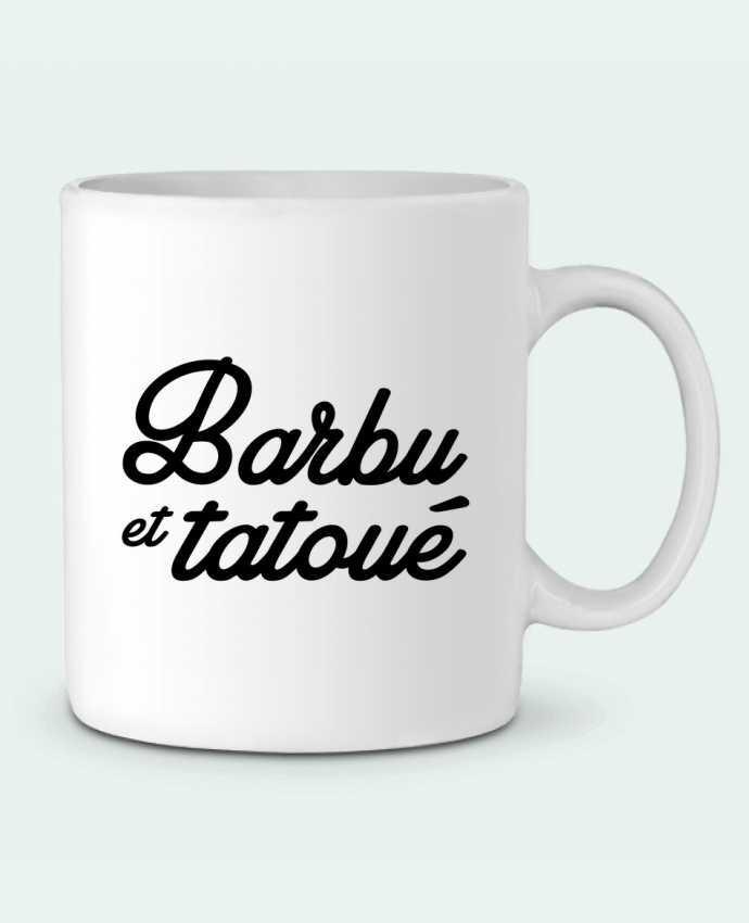Mug  Barbu et tatoué par Nana